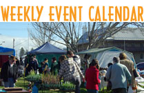 Quick link to the Weekly Events Calendar